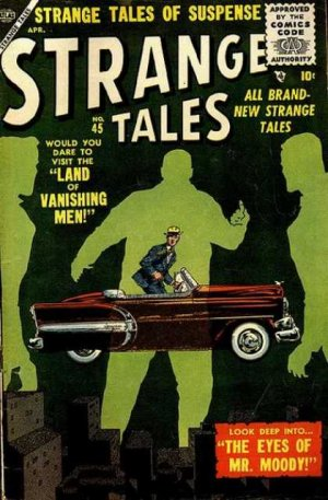 Strange Tales # 45