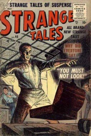 Strange Tales # 46