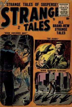 Strange Tales # 47