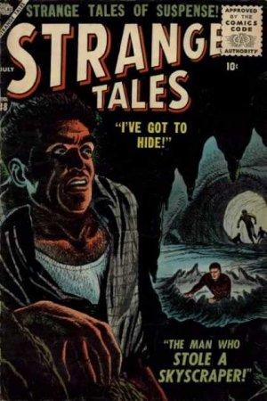 Strange Tales # 48