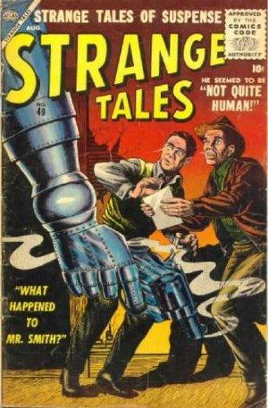 Strange Tales # 49
