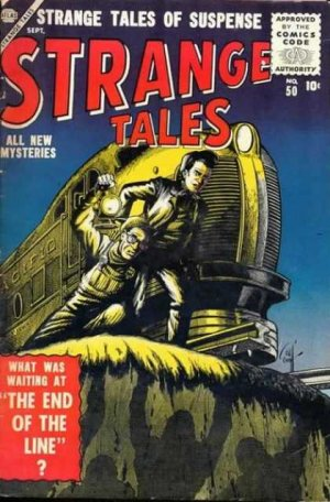 Strange Tales # 50