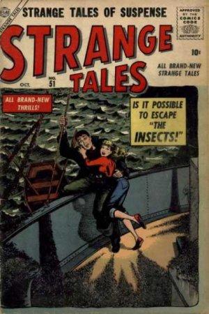 Strange Tales # 51