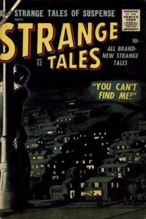 Strange Tales # 52