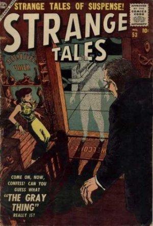 Strange Tales # 53