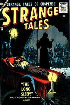 Strange Tales # 54