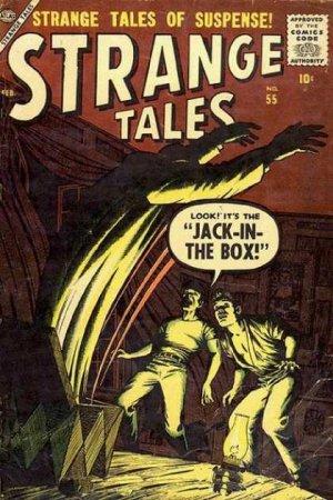 Strange Tales # 55