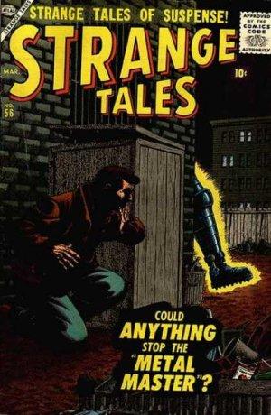 Strange Tales # 56