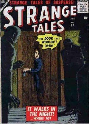 Strange Tales # 57