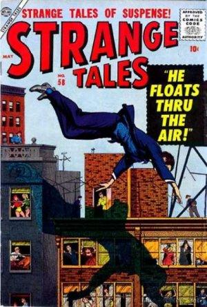 Strange Tales # 58