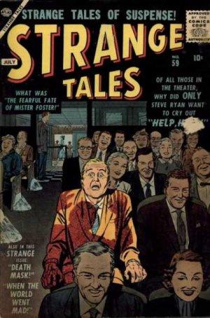 Strange Tales # 59