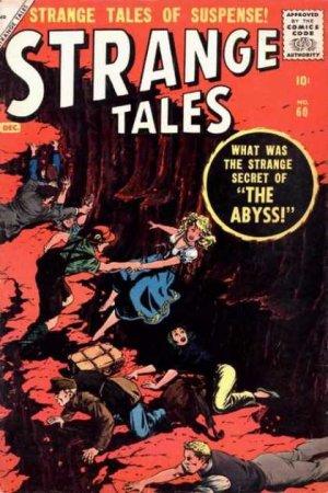 Strange Tales # 60