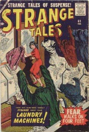 Strange Tales # 61