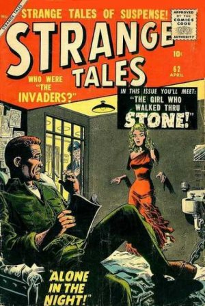 Strange Tales # 62