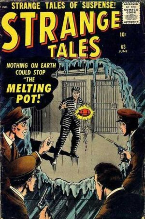 Strange Tales # 63