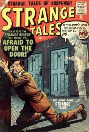 Strange Tales # 65