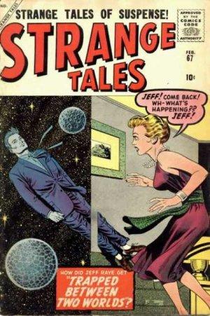 Strange Tales # 67