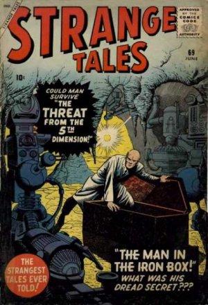 Strange Tales # 69