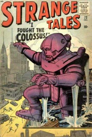 Strange Tales # 72