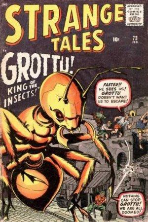 Strange Tales # 73