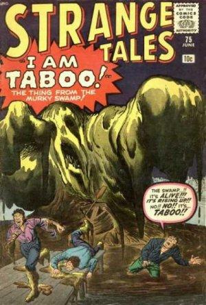 Strange Tales # 75