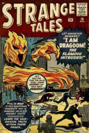 Strange Tales # 76