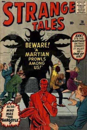 Strange Tales # 78