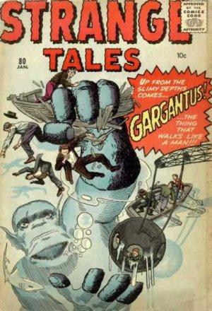 Strange Tales # 80