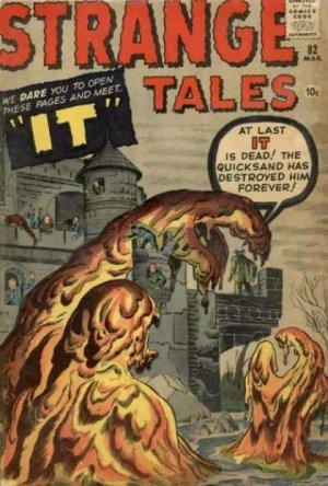 Strange Tales # 82