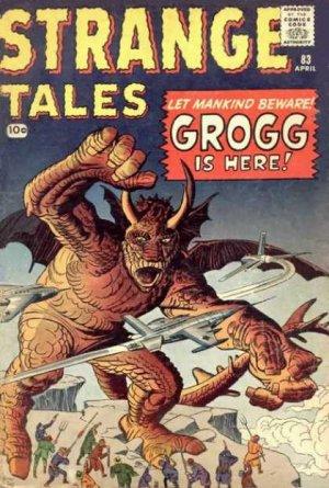 Strange Tales # 83