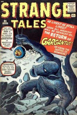 Strange Tales # 85