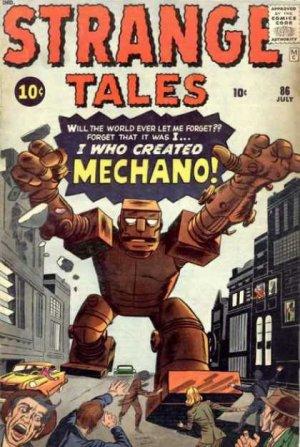Strange Tales # 86