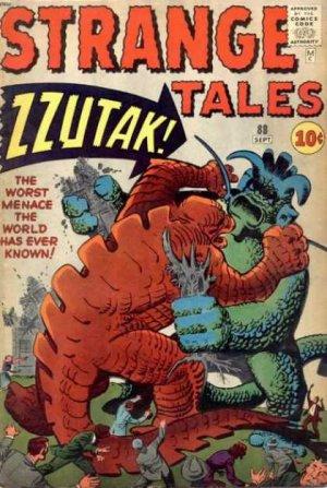 Strange Tales # 88