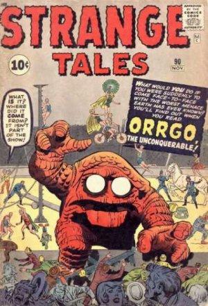 Strange Tales # 90