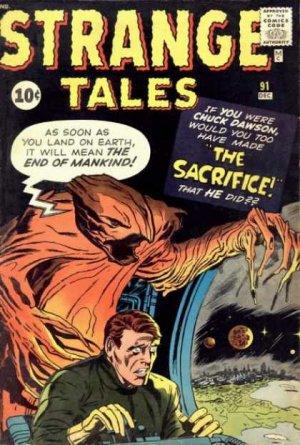 Strange Tales # 91