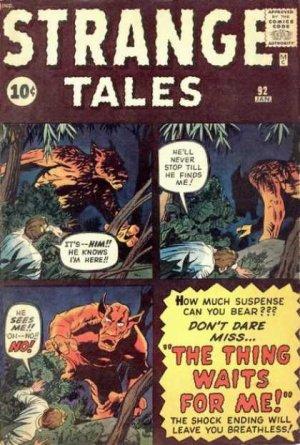 Strange Tales # 92