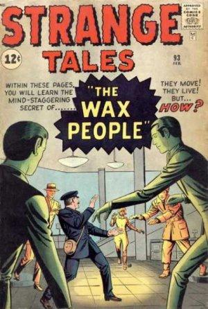 Strange Tales # 93
