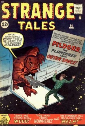 Strange Tales # 94 Issues V1 (1951 - 1968)