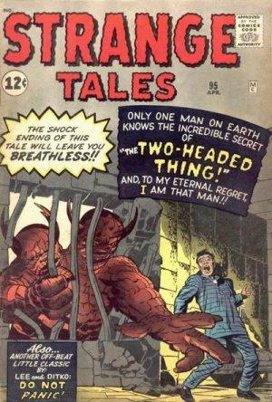 Strange Tales # 95