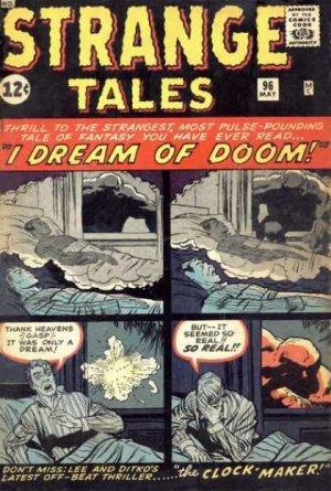 Strange Tales # 96