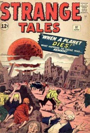 Strange Tales # 97