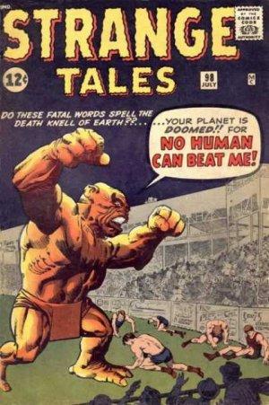 Strange Tales # 98