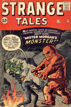 Strange Tales # 99