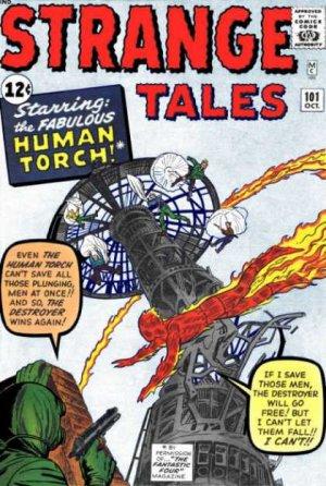 Strange Tales # 101
