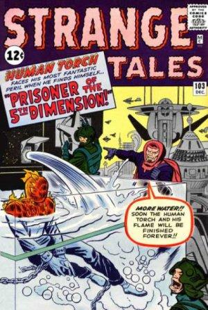 Strange Tales # 103