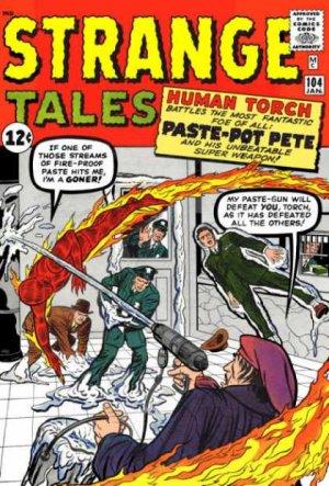 Strange Tales # 104