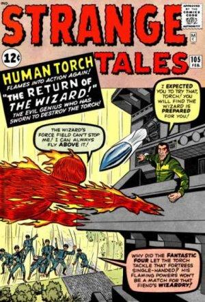 Strange Tales # 105