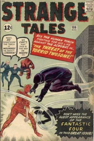 Strange Tales # 106