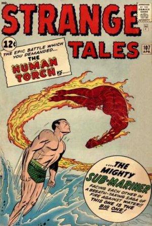 Strange Tales # 107