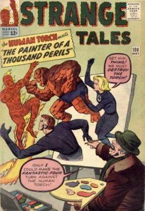 Strange Tales # 108